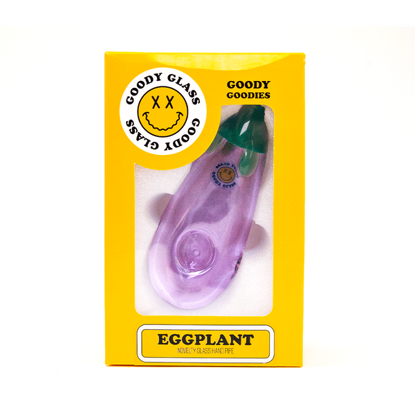 Goody Goodies-Eggplant -Hand Pipe-1 Count