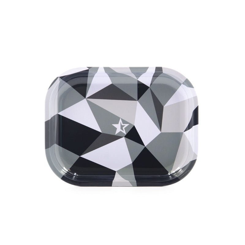 Famous Design Digital Rolling Tray Small or Medium Tray - (1 Count)