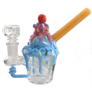 Empire Glassworks - Nano Rig - Bubblemgum Sundae (Base+Bowl) ,  - Weedcommerce Marketplace