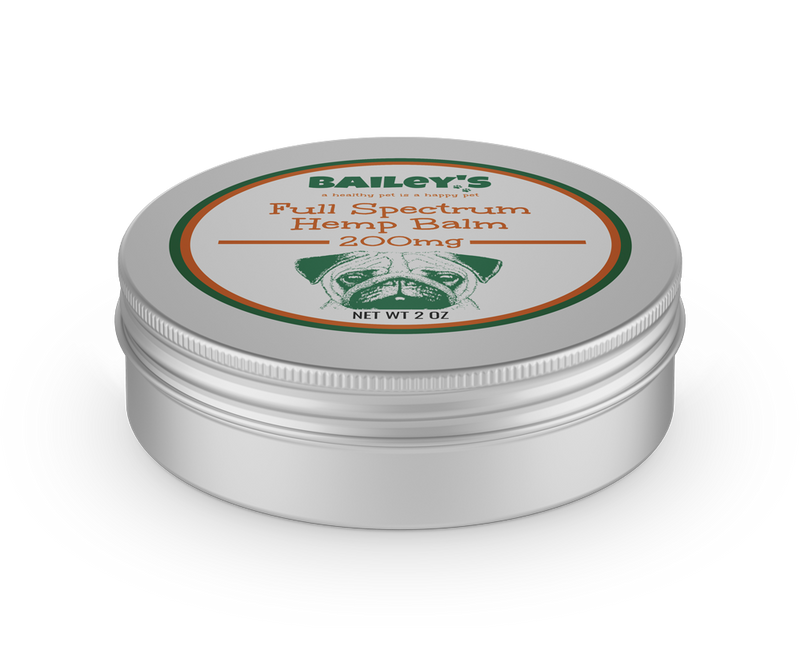 Bailey's 200MG Full Spectrum Hemp CBD Balm (NEW!) ,  - Weedcommerce Marketplace