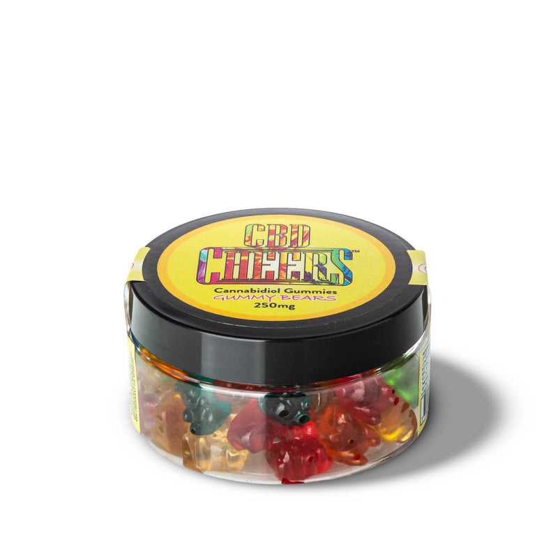 Cheers CBD Infused Clear Bear Gummies