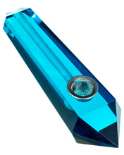 Blue Quartz Crystal Stone Pipe for $39.99 at Weedcommerce Marketplace