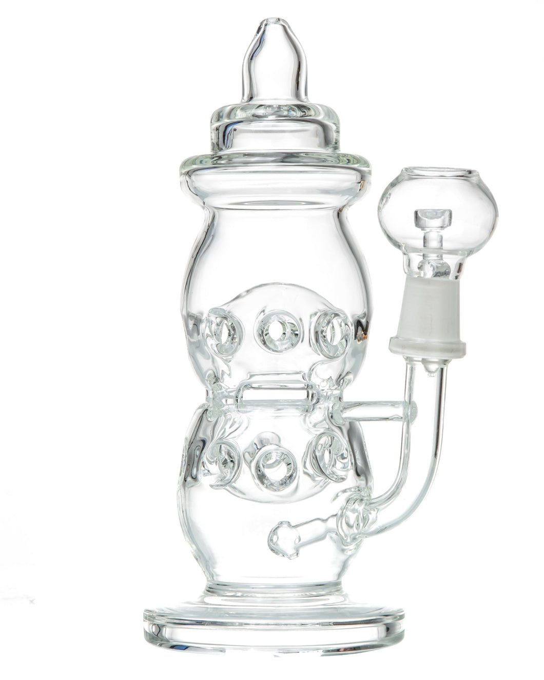 Clear Baby Bottle Dab Rig , dab rig - Weedcommerce Marketplace