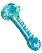 Element Spiral Glass Hand Pipe , spoon - Weedcommerce Marketplace