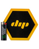 Dip Devices Small Hexagon Dab Mat