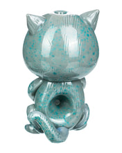 """Galacticat"" Hand Pipe , steamroller - Weedcommerce Marketplace"