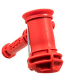 Silicone Hammer Style Bubbler , hand pipe - Weedcommerce Marketplace