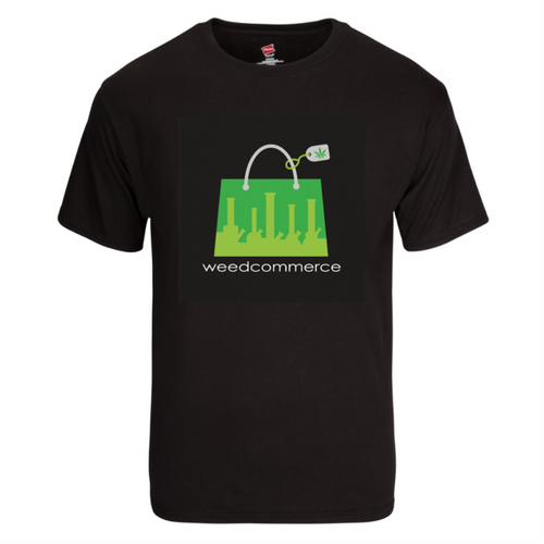 Weedcommerce t-shirt