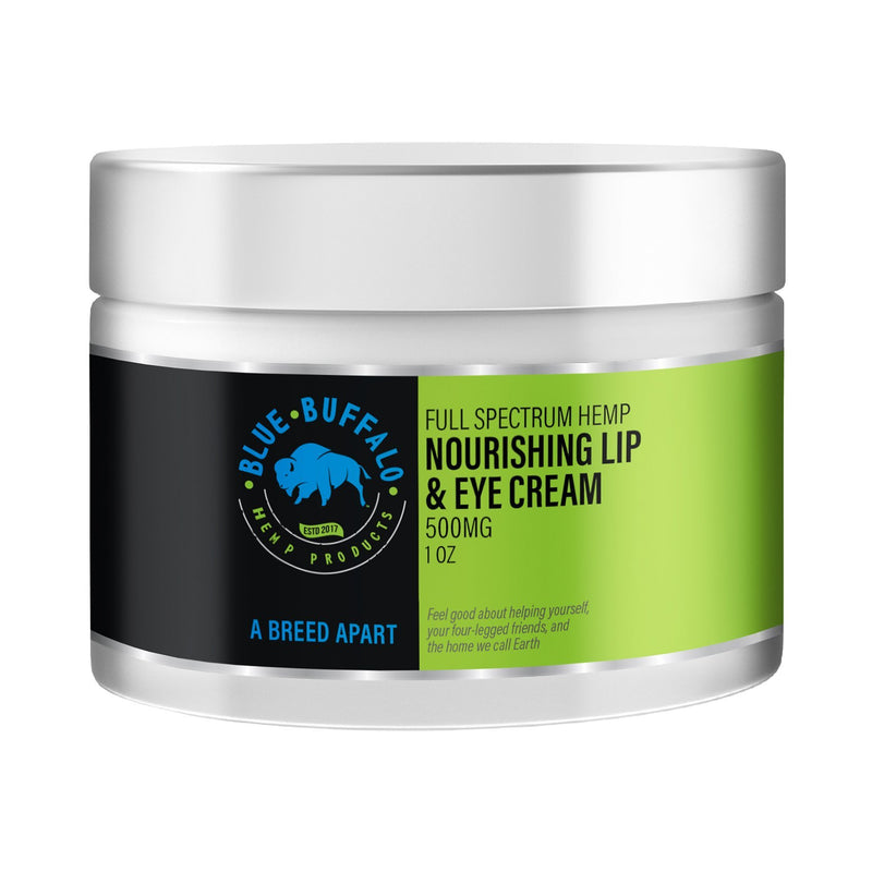 Full Spectrum CBD Nourishing Lip & Eye Cream
