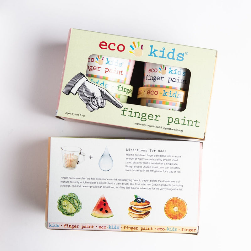Eco Kids Finger Paint