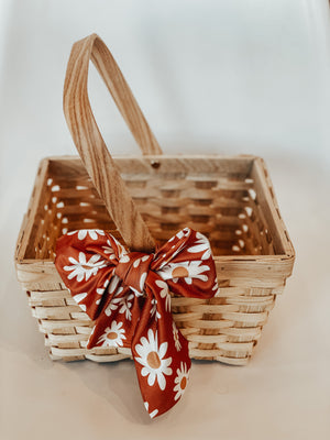 Flower Power Basket- Medium