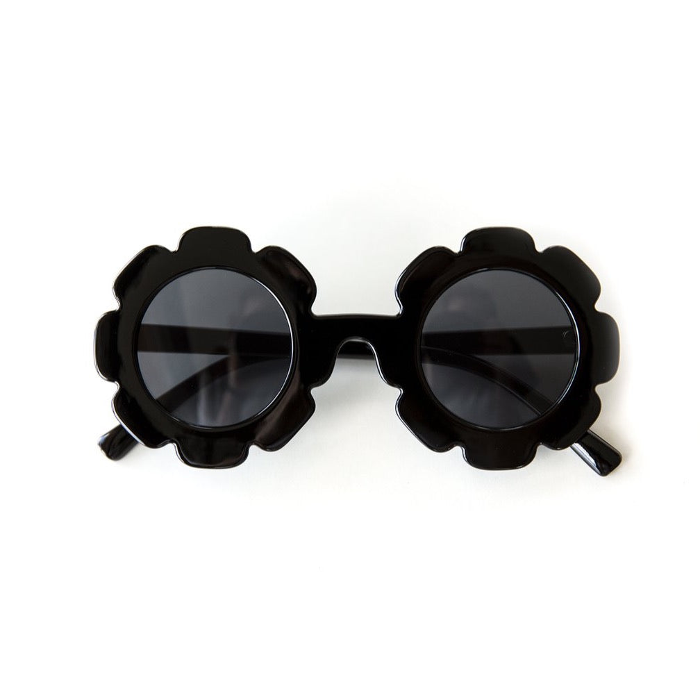 Retro Sunnies in Black