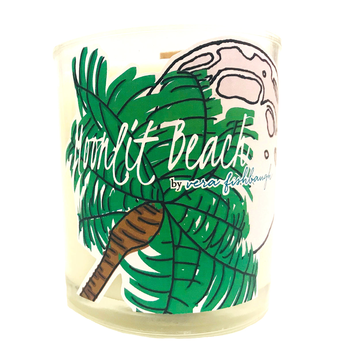 Moonlit Beach Soy Candle