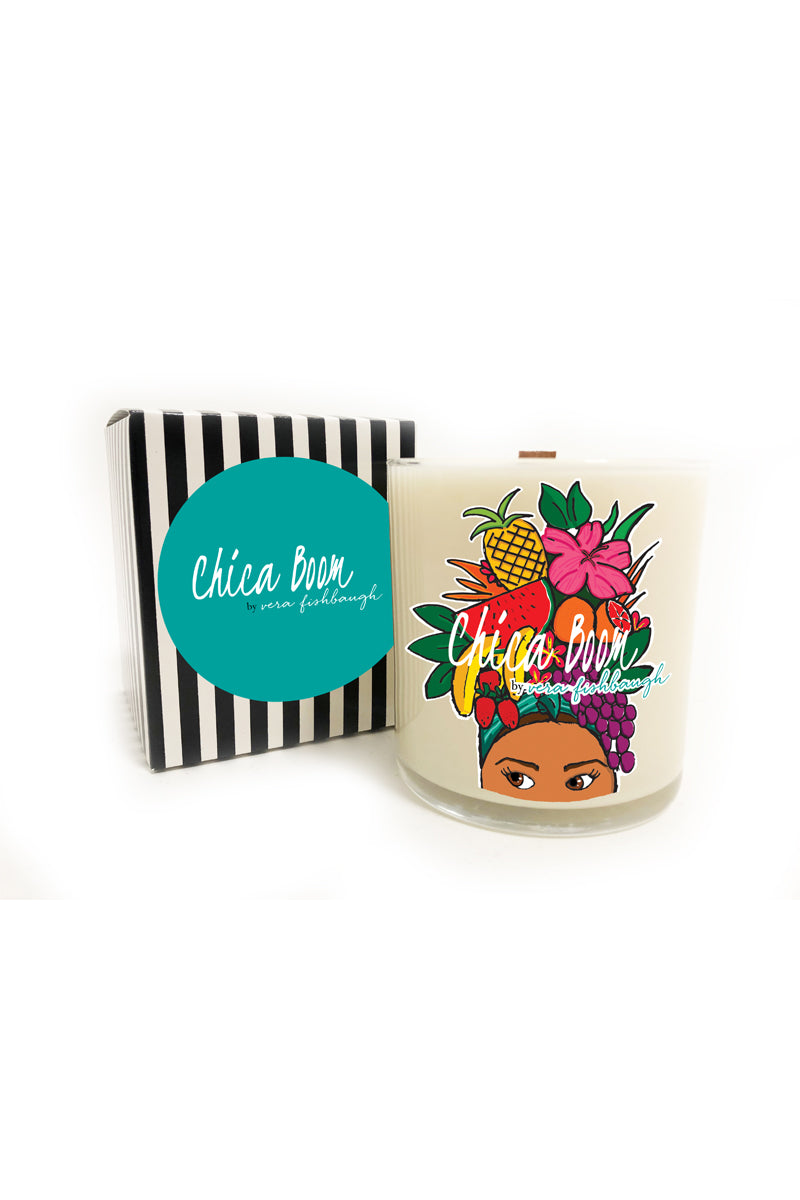 Chica Boom Soy Candle