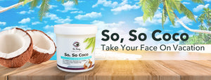 so so coco makeup remover coconut vegan cleanser
