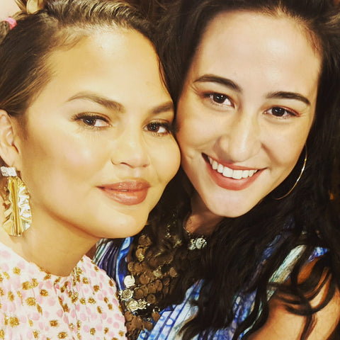 Chrissy Teigen Becca Sephoria Sephora Be Fancy