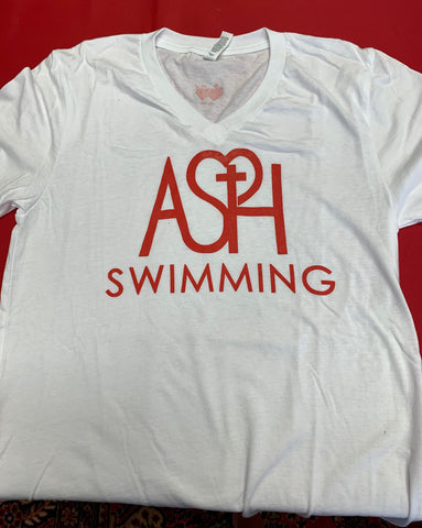ASH Swimming Vneck