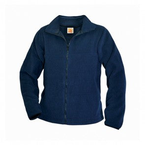 ASH  and Berchmans Navy Fleece