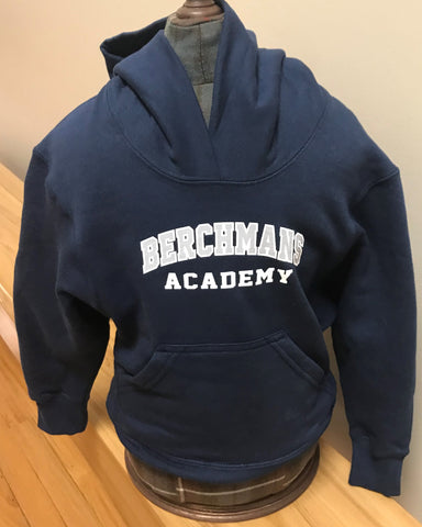 Toddler Berchmans Hoodies