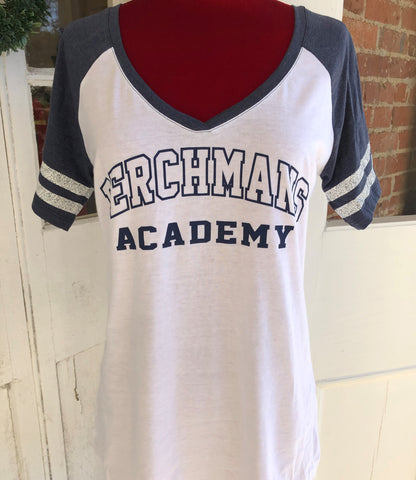 Ladies Berchmans V-Neck Tee
