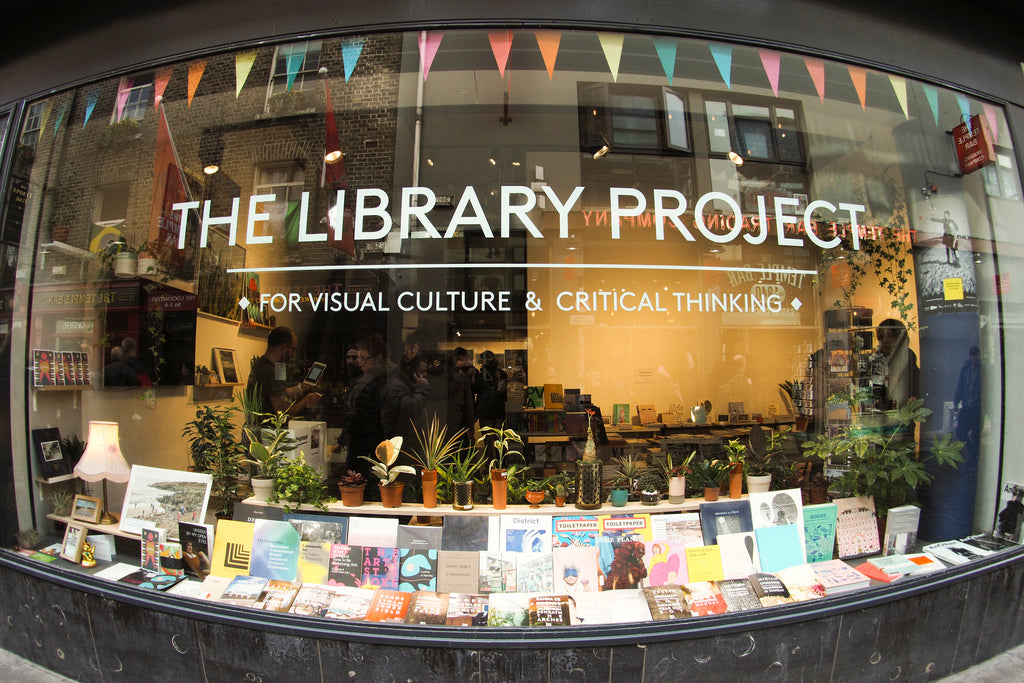 Support your favourite Art Bookshop