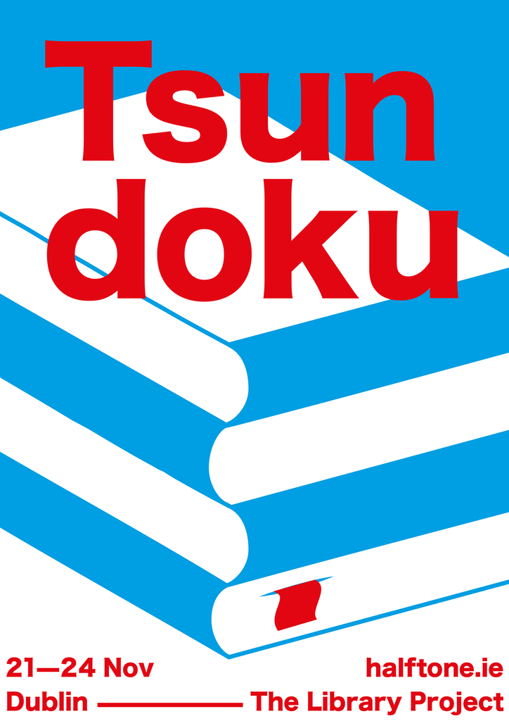 A new weekend for book addicts: Tsundoku