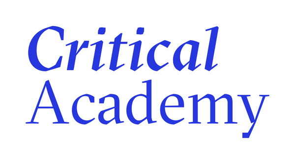 The Critical Academy