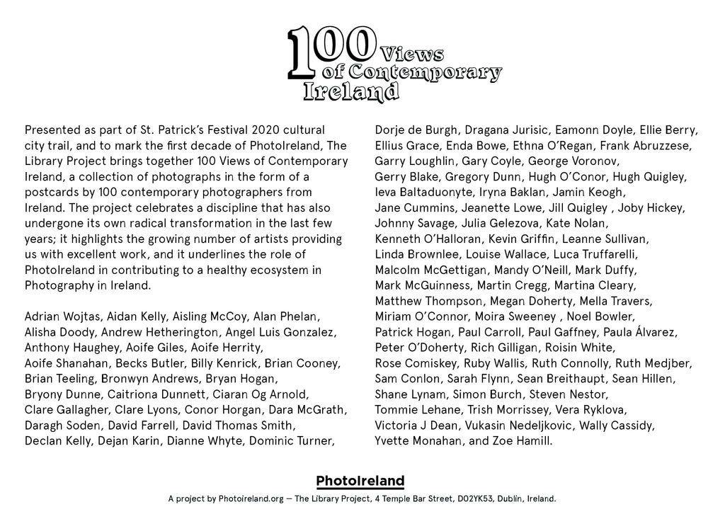 Tommie Lehane, 100 Views of Contemporary Ireland