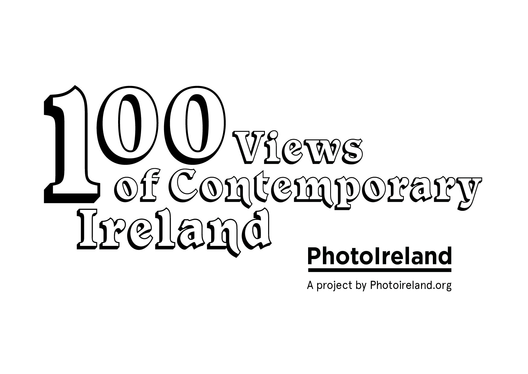 Gary Coyle, 100 Views of Contemporary Ireland