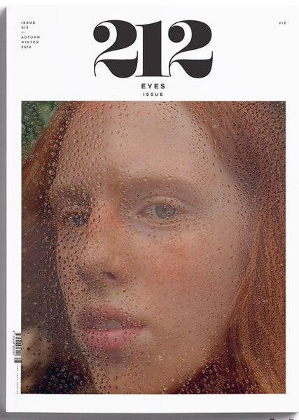 212 Magazine: Eyes, Issue 6 - The Library Project