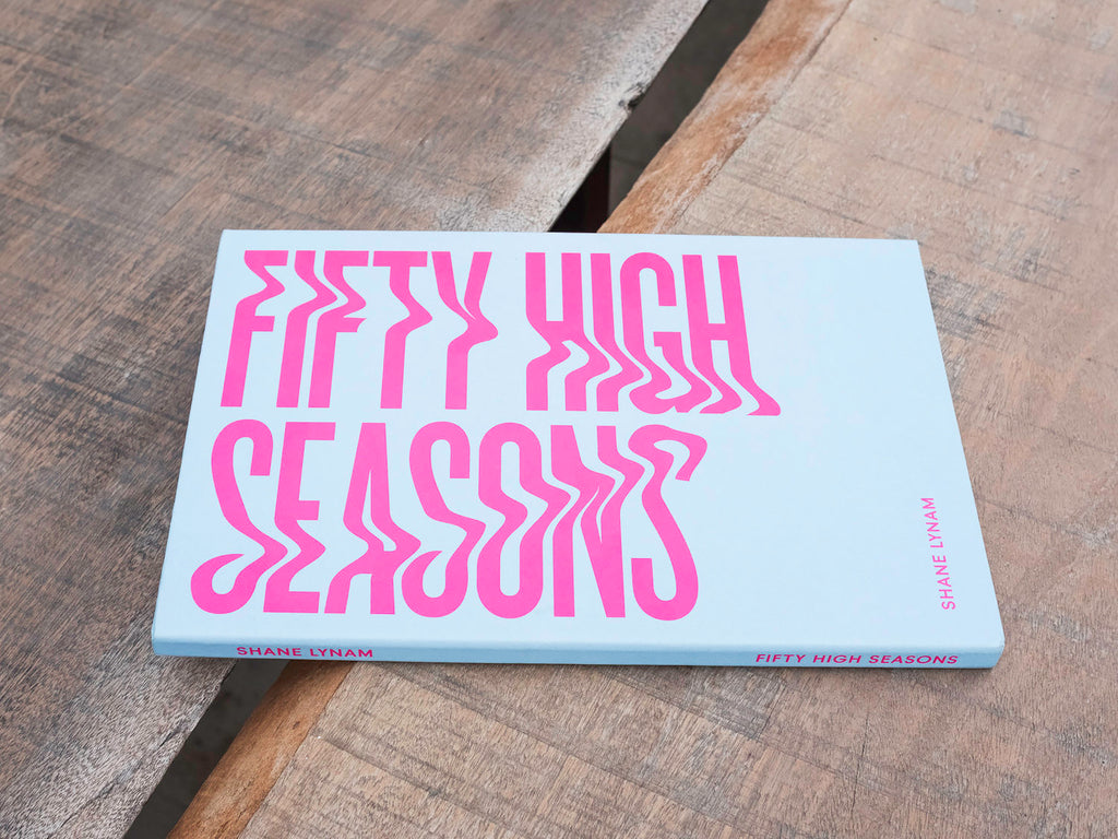 Fifty High Seasons, Shane Lynam - The Library Project