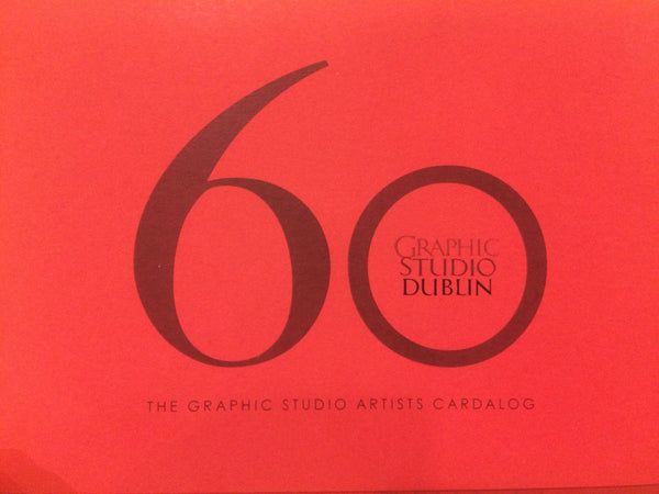 60 years The Graphic Studio Artists Cardalog