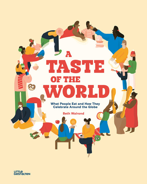A Taste of the World, Beth Walrond