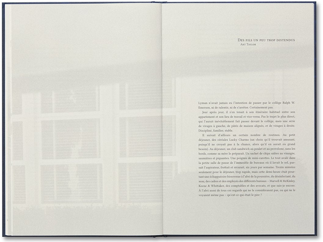 A Dark Thread, Henry Wessel - The Library Project