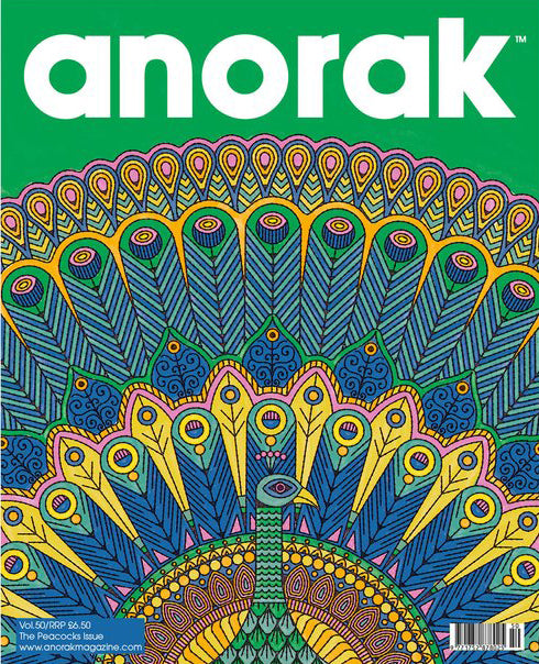 Anorak Issue 50: Peacocks
