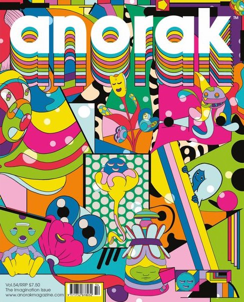 Anorak Issue 54: Imagination