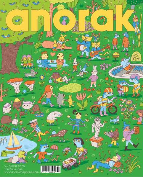 Anorak Issue 55: Parks