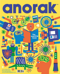 Anorak Issue 51: Learning
