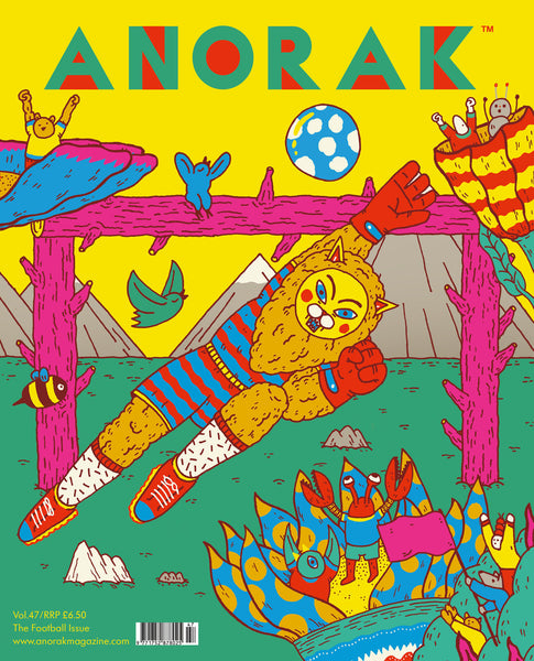Anorak Issue 47: Football - The Library Project
