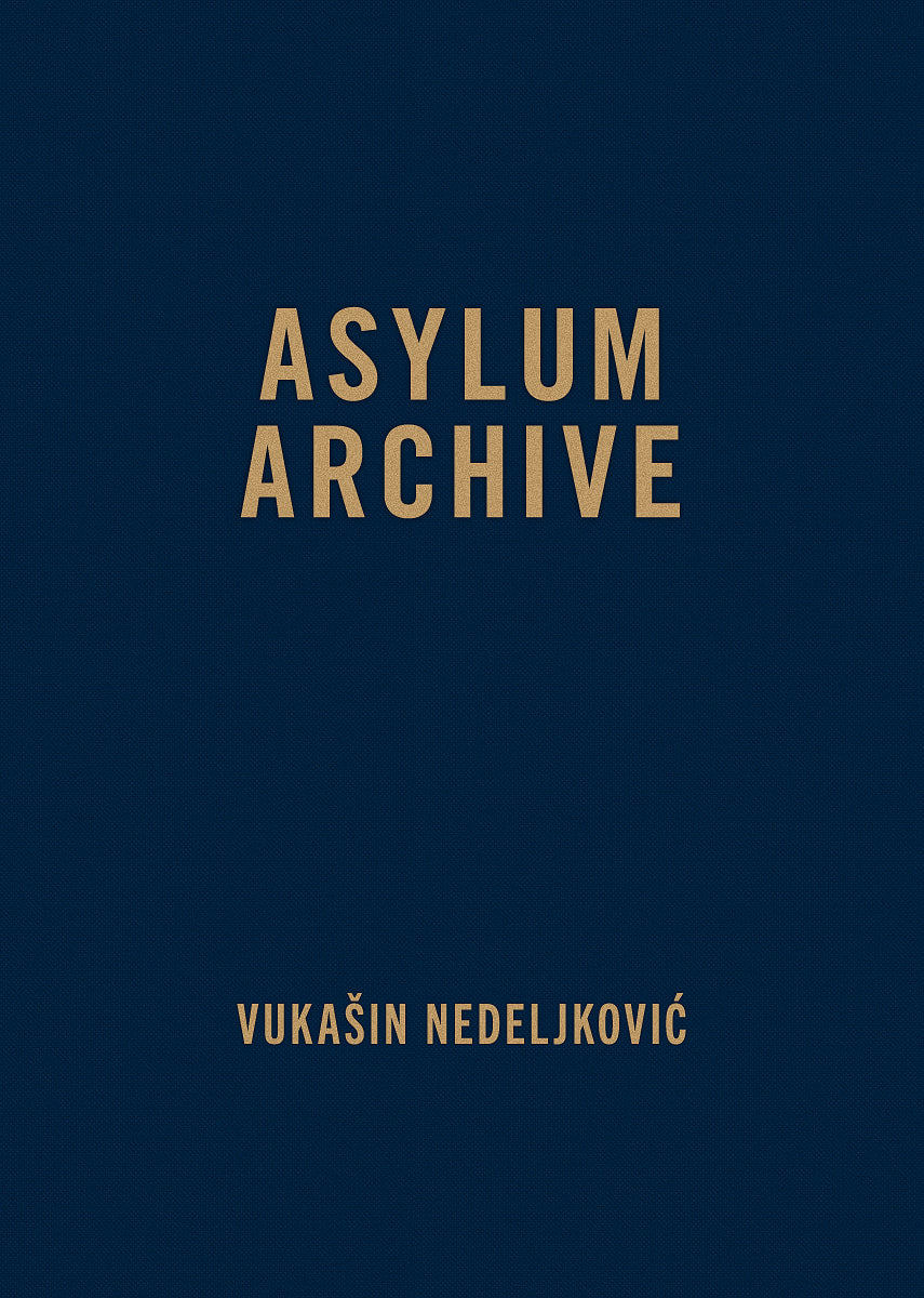 Asylum Archive, Vukašin Nedeljković - The Library Project