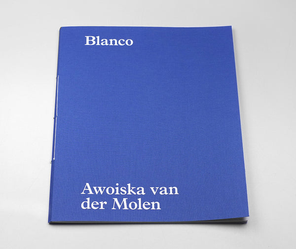 Blanco, Awoiska van der Molen - The Library Project