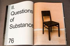 Bauhaus Issue 9: Substance - The Library Project