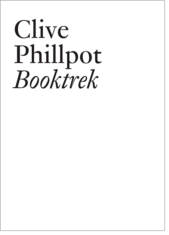 Booktrek, Clive Phillpot - The Library Project