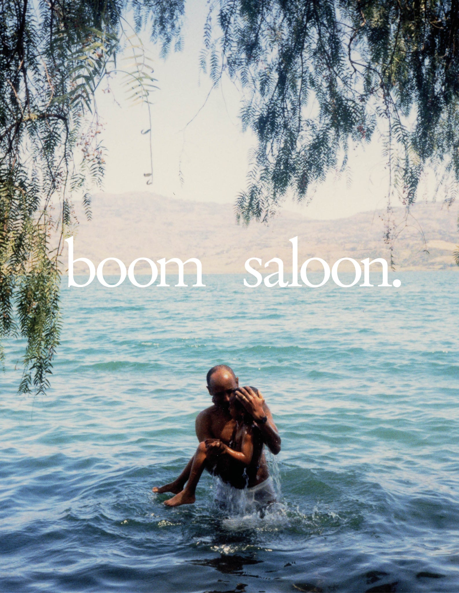 Boom Saloon 003 - The Library Project