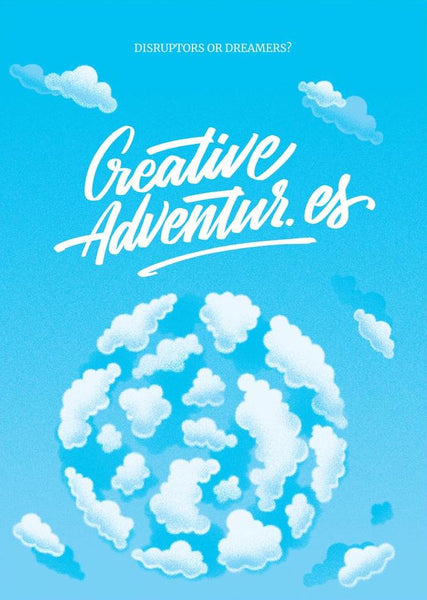 Creative Adventur.es Issue 2: Disruptors or Dreamers? - The Library Project