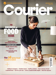 Courier Magazine, Issue 28 - The Library Project