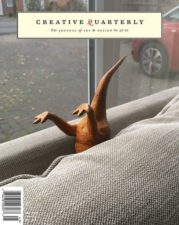 Creative Quarterly Issue 49-50 - The Library Project