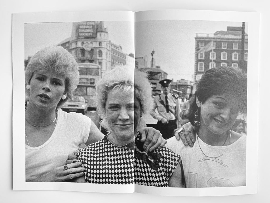 Travellers' Rights March Dublin 1985, Rose Comiskey - The Library Project