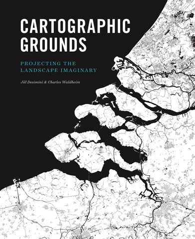 Cartographic Grounds, J. Desimini & C. Waldheim - The Library Project