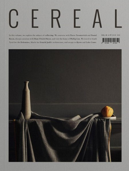 Cereal Magazine Volume 16 - The Library Project